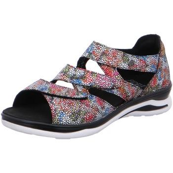 Schuhe Damen Sandalen / Sandaletten Fidelio Sandaletten HILLY 496006 91 (H) bunt