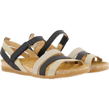 El Naturalista 252441470005 Schwarz - Schuhe Sandalen / Sandaletten Damen 11237