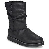 Schuhe Damen Boots Skechers KEEPSAKES 2.0 Schwarz