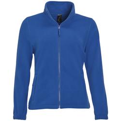 Kleidung Damen Fleecepullover Sols NORTH POLAR WOMEN Azul