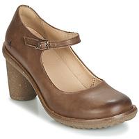 Schuhe Damen Pumps El Naturalista TRIVIA Braun