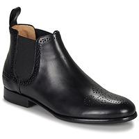 Schuhe Damen Boots Melvin & Hamilton SALLY Schwarz