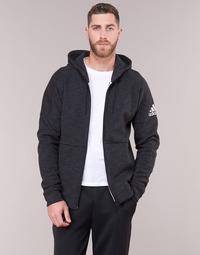 Kleidung Herren Sweatshirts adidas Performance DU1137 Schwarz