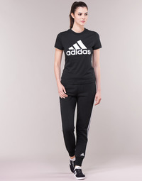 Kleidung Damen Jogginghosen adidas Performance DP2417 Schwarz