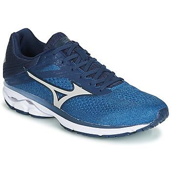 Schuhe Laufschuhe Mizuno WAVE RIDER 23 Blau