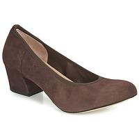 Schuhe Damen Pumps Perlato 10366-CAM-NUT Braun