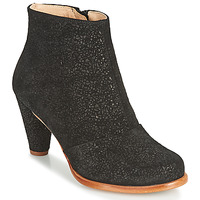 Schuhe Damen Low Boots Neosens BEBA Schwarz