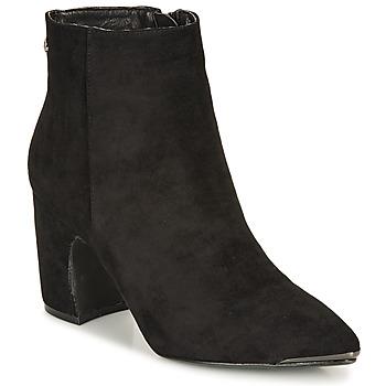 Schuhe Damen Low Boots Xti MOJO Schwarz