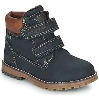 Schuhe Jungen Boots Tom Tailor  Blau