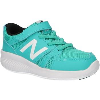 Schuhe Mädchen Multisportschuhe New Balance IT570GR Verde