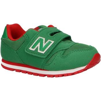 Schuhe Kinder Multisportschuhe New Balance IV373GR Verde