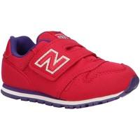 Schuhe Kinder Multisportschuhe New Balance IV373PY Rosa