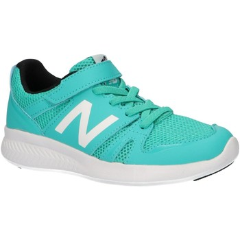 Schuhe Kinder Multisportschuhe New Balance YT570GR Verde