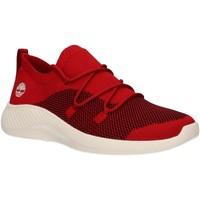Schuhe Herren Multisportschuhe Timberland A1Z73 FLYROAM Rojo