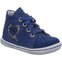 Schuhe Mädchen Boots Däumling Maedchen Pinar 040381-S-42 blau