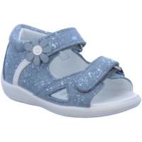 Schuhe Mädchen Sandalen / Sandaletten Ricosta Maedchen TALLY 69 3124200/142 blau