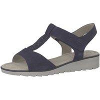 Schuhe Damen Sandalen / Sandaletten Jana Sandaletten Da.-Sandalette 8-8-28605-22-805 blau