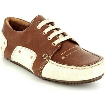 Schuhe Damen Derby-Schuhe Beeck Schnuerschuhe EveryDay kombi EveryDay Braun braun