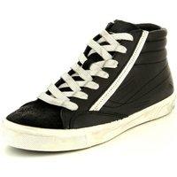 Schuhe Damen Sneaker High Bikkembergs Rubber 538 BKW101192 schwarz
