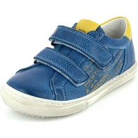 Schuhe Jungen Sneaker Low Cole Bounce Klettschuhe 1966A cobalto blau