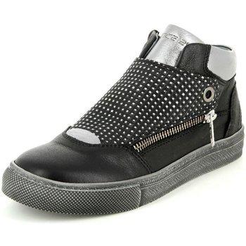 Schuhe Mädchen Sneaker High Cole Bounce High 1845C nero schwarz