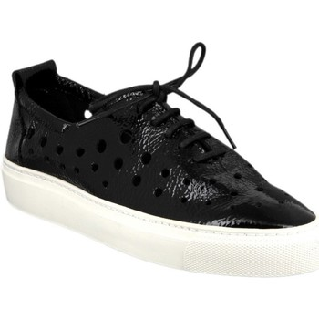 Schuhe Damen Sneaker Low Arche Schnuerschuhe Tbask. Tbask. noir schwarz
