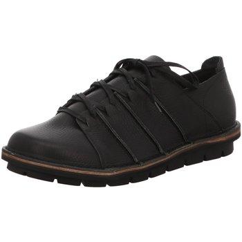 Schuhe Herren Sneaker Low Loint's Of Holland Schnuerschuhe St.Moritz 45782-0719 schwarz