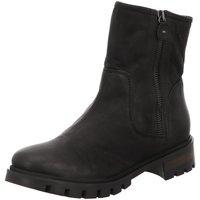 Schuhe Damen Stiefel Donna Carolina Stiefeletten D.Stiefell. warm 34.428.159P-001 schwarz