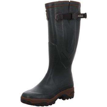 Schuhe Herren Arbeitsschuhe Aigle Stiefel Parcours 2 Vario bronze 842284 grün