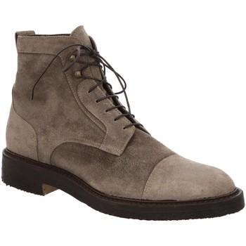 Schuhe Herren Stiefel Antonio Maurizi Premium H.Boots warm 7718-M grau