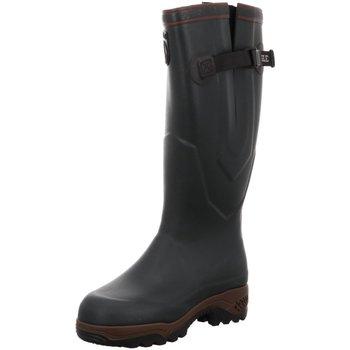 Schuhe Herren Arbeitsschuhe Aigle Stiefel Parcours 2 ISO 84217.06 grün