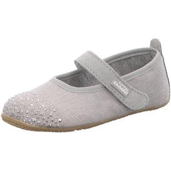Schuhe Mädchen Babyschuhe Kitzbuehel Maedchen Nietenkappe 3133-620 grau