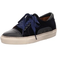Schuhe Damen Sneaker Beeck Tennis Tennis velvet blau