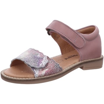 Schuhe Mädchen Sandalen / Sandaletten Bundgaard Schuhe Alma BG202060G Old Rose rosa