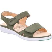 Schuhe Damen Sandalen / Sandaletten Ganter Sandaletten Gina 20/0122-5500 oliv
