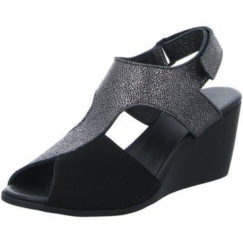 Schuhe Damen Sandalen / Sandaletten Arche Sandaletten Egwaly Egwaly noir schwarz