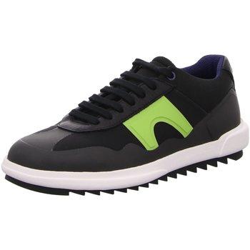 Schuhe Herren Sneaker Low Camper Schnuerschuhe Marges Sport K300095-003 schwarz