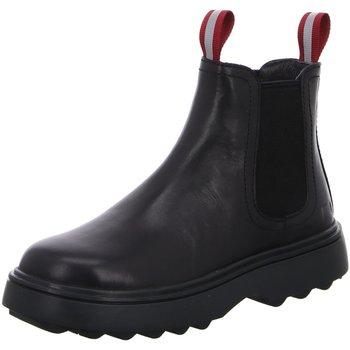 Schuhe Mädchen Klassische Stiefel Camper Stiefel Norte Kids K900149-001 schwarz