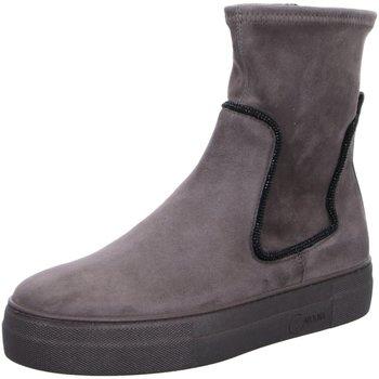 Schuhe Damen Boots Donna Carolina Stiefeletten D Boots kalt 38.168.136-004 grau