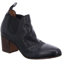 Schuhe Damen Low Boots Moma Stiefeletten 46902-8A schwarz