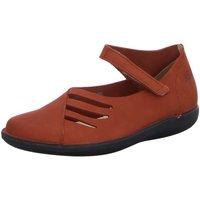 Schuhe Damen Slipper Loint's Of Holland Slipper Natural 68302-0263 braun
