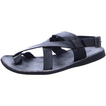 Schuhe Herren Sandalen / Sandaletten Brador Offene H allg 46478 nero schwarz