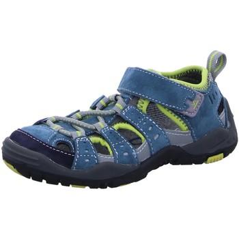 Schuhe Jungen Sandalen / Sandaletten Vado Schuhe 92501-503 blau