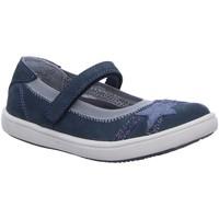 Schuhe Mädchen Derby-Schuhe & Richelieu Vado Spangenschuhe dutch blue (tauben) 92310-108 Sophie blau