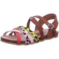 Schuhe Mädchen Sandalen / Sandaletten Red Rag Schuhe 19224-759 braun