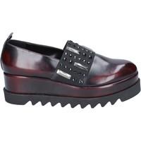 Schuhe Damen Slip on Olga Rubini BS834 burgund