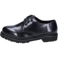 Schuhe Damen Derby-Schuhe & Richelieu Olga Rubini elegante kunstleder schwarz
