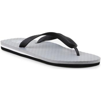 Schuhe Herren Zehensandalen K-Swiss Zehentrenner  Zorrie 02601-065-M grau, schwarz