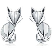 Uhren & Schmuck Damen Ohrringe Blue Pearls CRY C2311 J Other