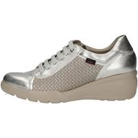Schuhe Damen Derby-Schuhe CallagHan 19201 PLATINUM